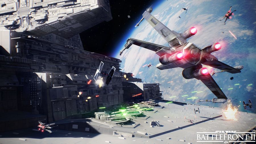 Star Wars: Battlefront II (2017) PC - Скриншот 1