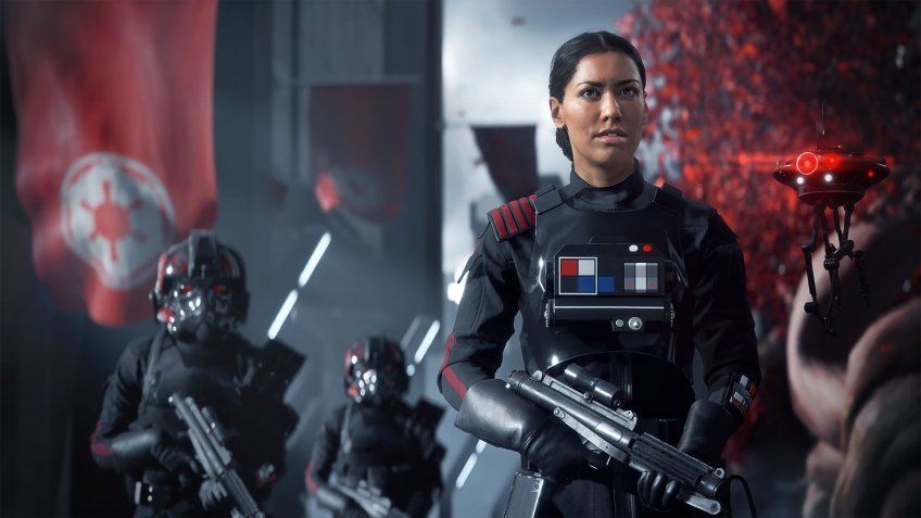Star Wars: Battlefront II (2017) PC - Скриншот 3