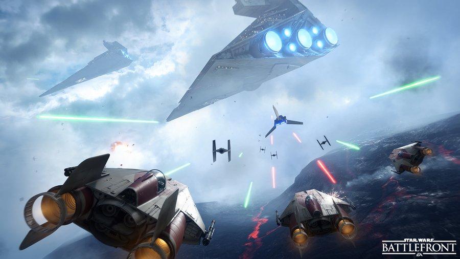 звездные войны игра на пк 2015 скачать торрент - фото 7