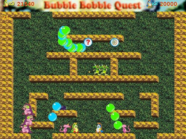 Игру Бубли Бабли