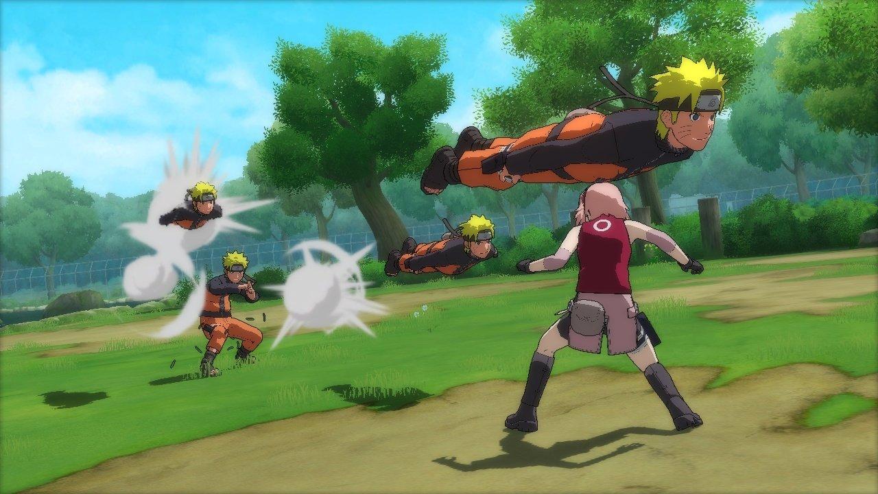 O modo ultimate adventure naruto que 0e9 a hist0f3ria desde o teste chunnin de naruto at0e9 a batalha naruto ninja storm