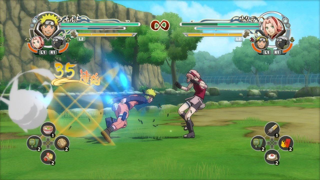 Naruto shippuuden ultimate ninja storm generations will launch in 2012 for xbox 360 and playstation 3 email