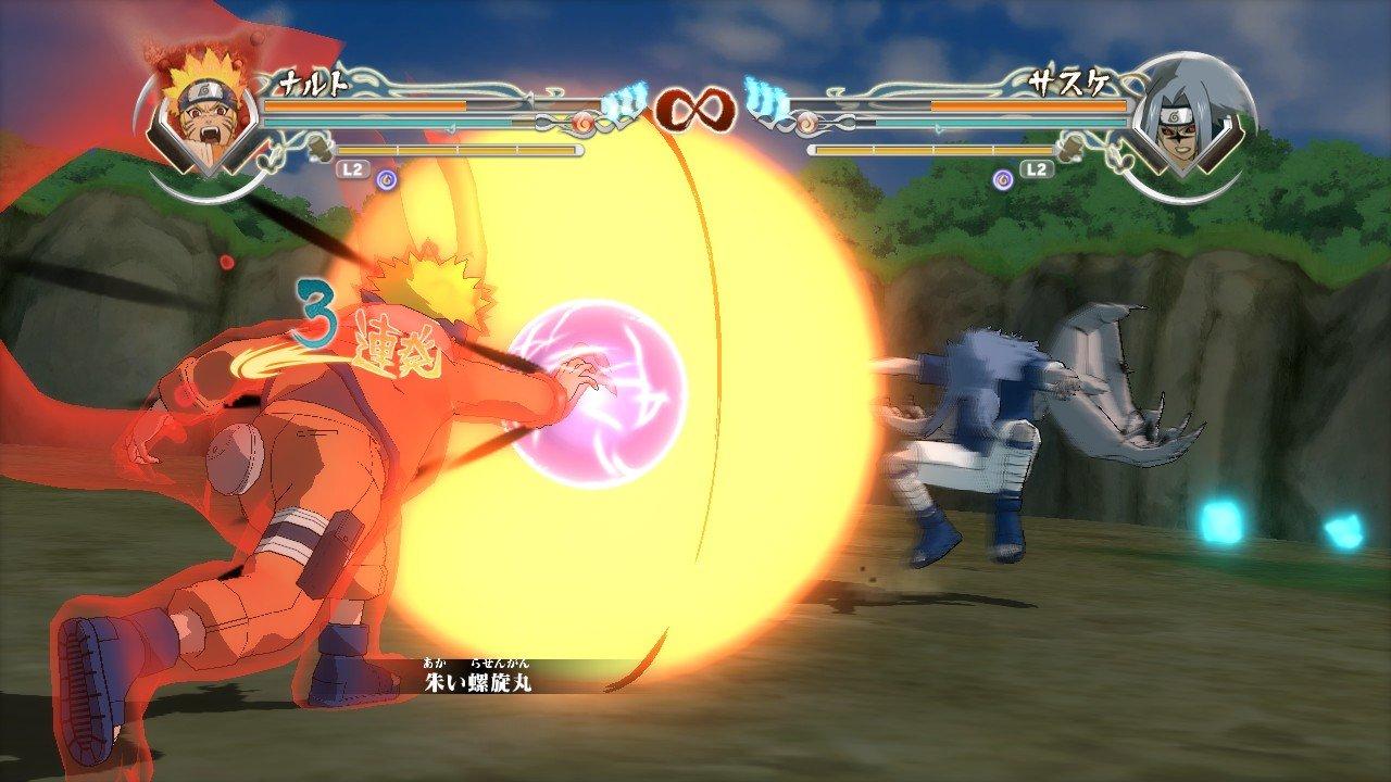 The latest naruto title, naruto shippuden: ultimate ninja storm generations