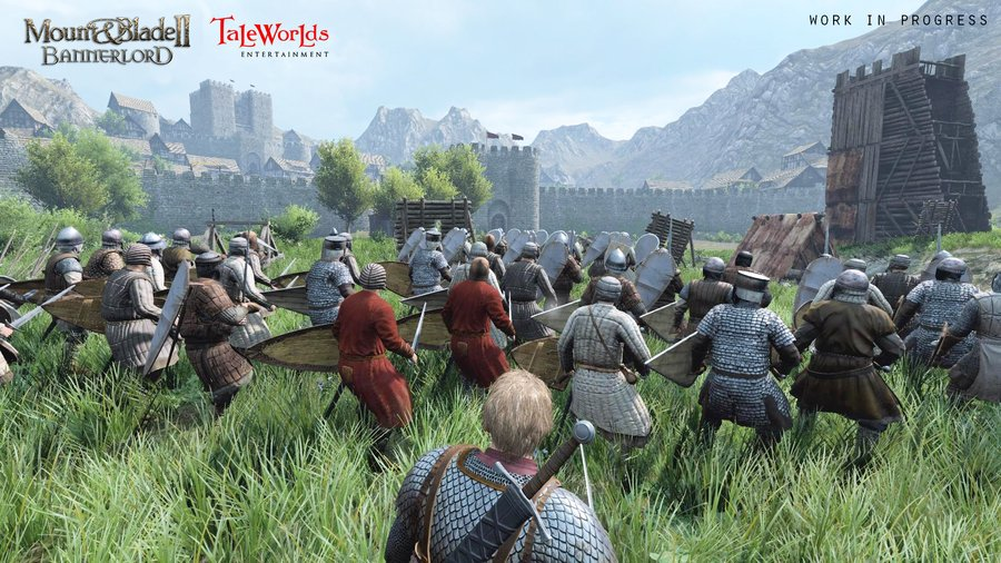 Mount & Blade 2: Bannerlord (2016) PC - Скриншот 2