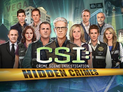скачать бесплатно игру Csi Hidden Crimes img-1