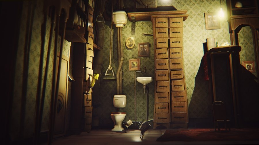 Little Nightmares (2017) PC - Скриншот 3