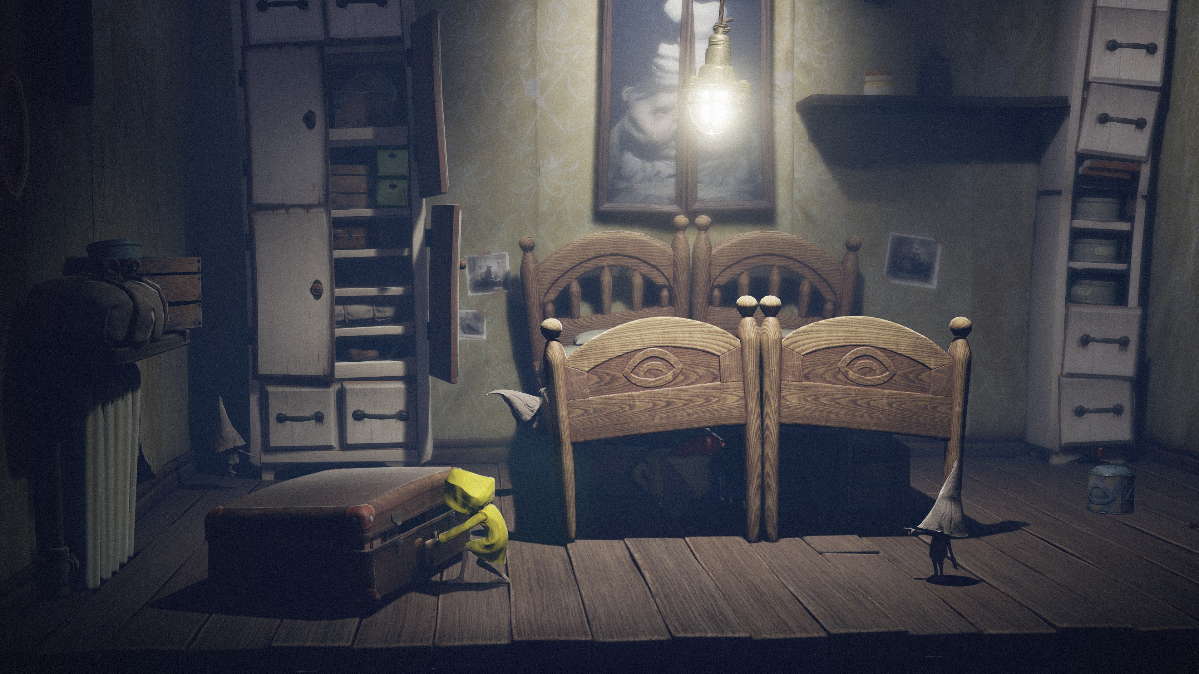 Little Nightmares (2017) PC - Скриншот 1