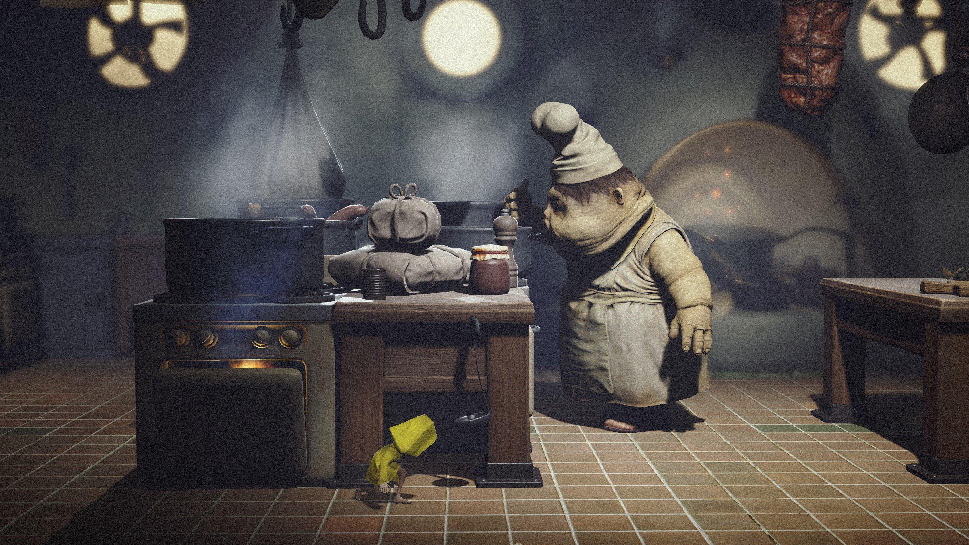 Little Nightmares (2017) PC - Скриншот 2