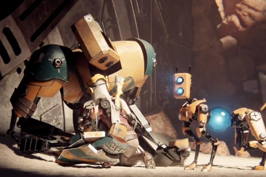 ReCore (2016) PC - Скриншот 3