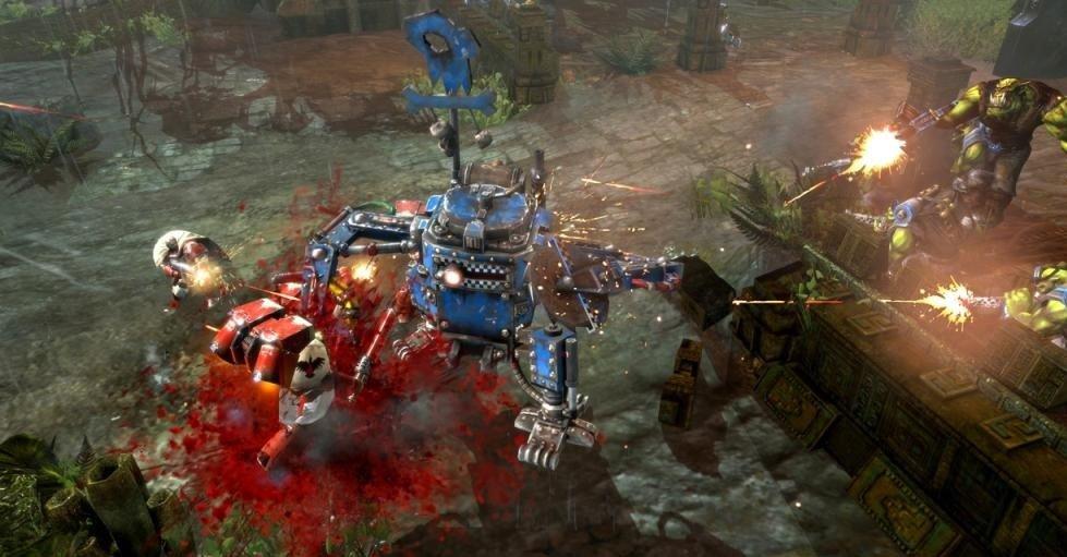 Warhammer 40K Mod Торрент