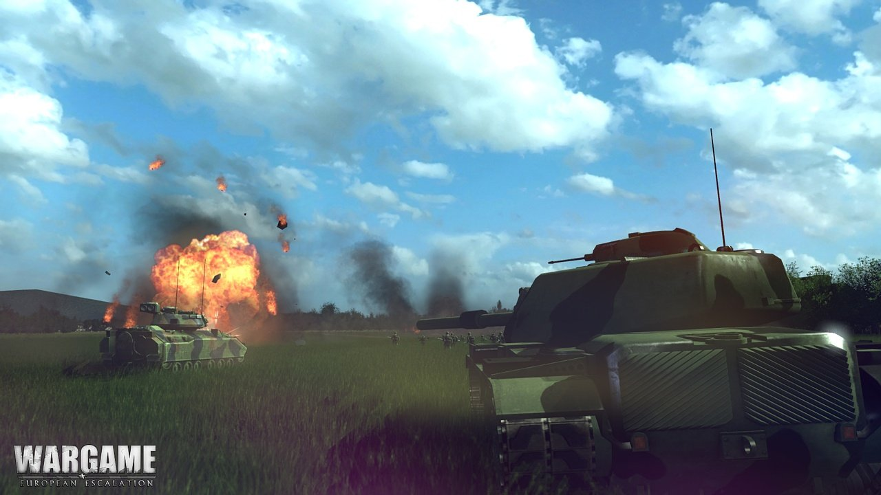 Wargame: european escalation is a real-time strategy/real-time tactics video game developed by