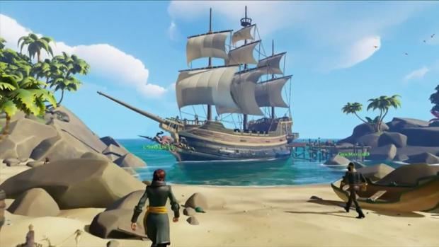 Sea of Thieves (2016) PC - Скриншот 2