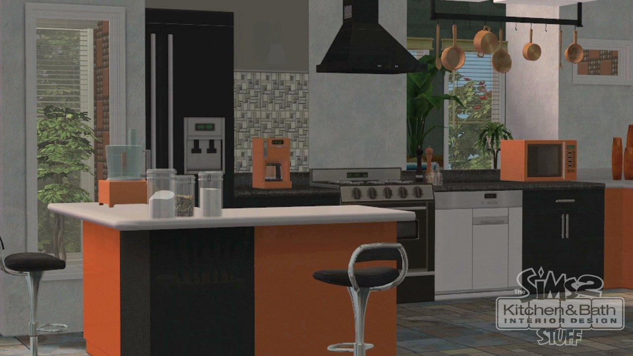 Кухня дизайн играть