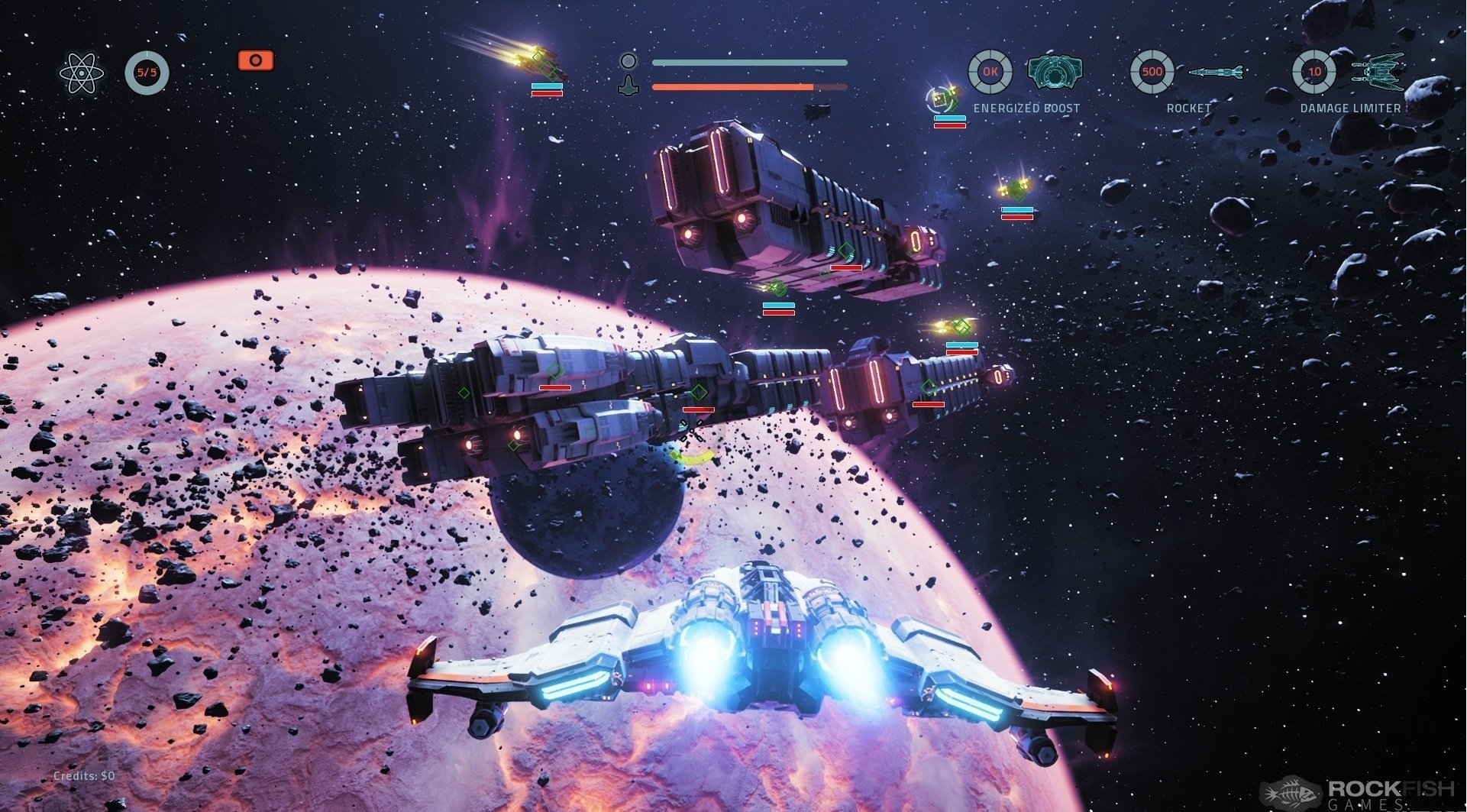 Everspace (2016) PC - Скриншот 1