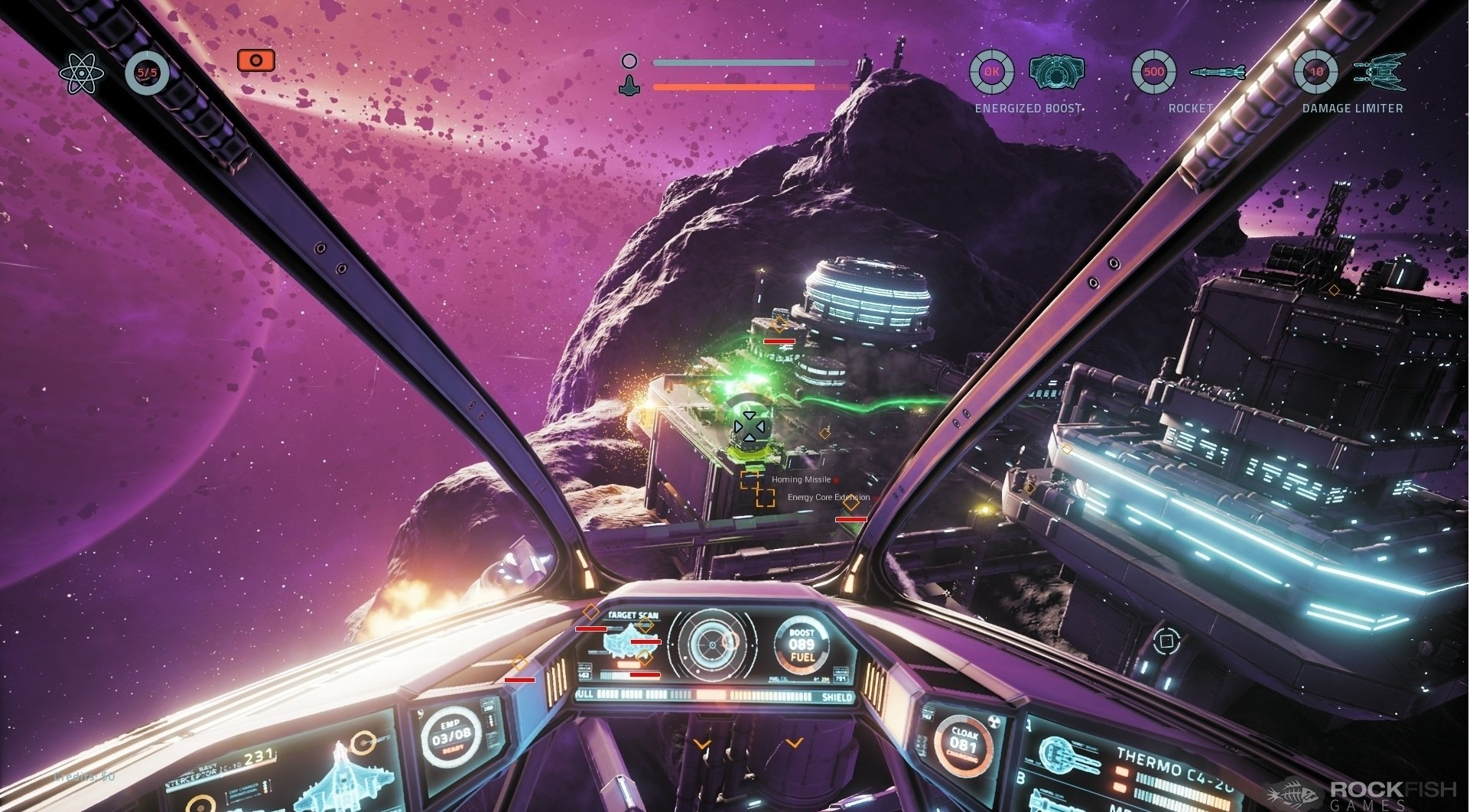 Everspace (2016) PC - Скриншот 2