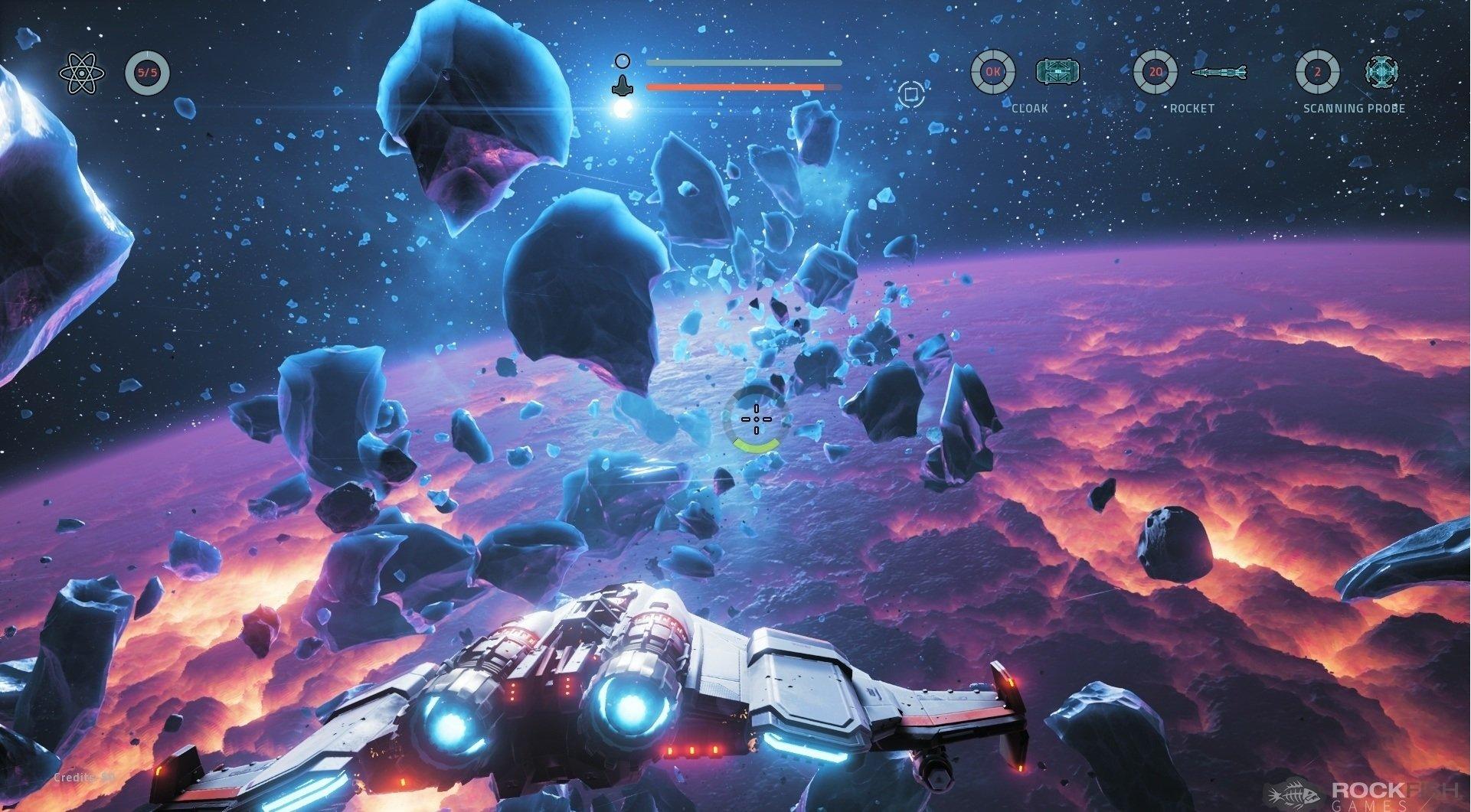 Everspace (2016) PC - Скриншот 3