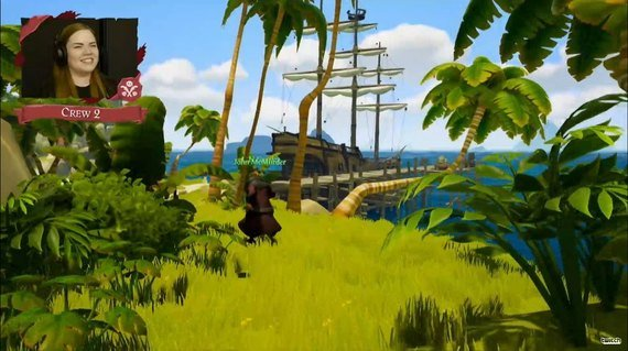 Sea of Thieves (2016) PC - Скриншот 3