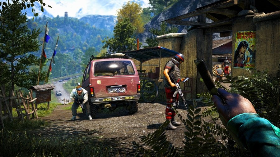 FarCry4-SKIDROW - PCGames-Download