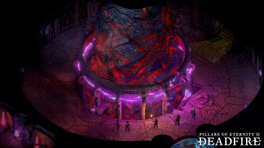 Pillars of Eternity 2: Deadfire (2018) PC - Скриншот 2