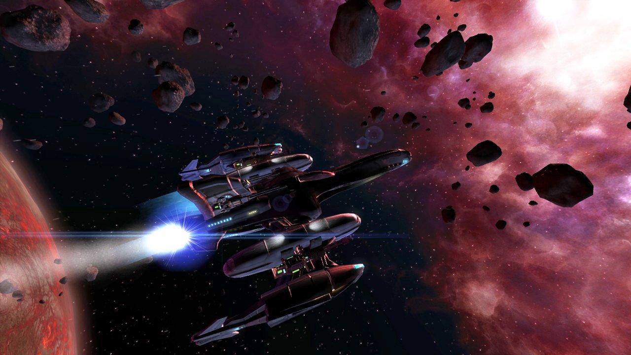 X3: terran conflict is part of the x number of video games