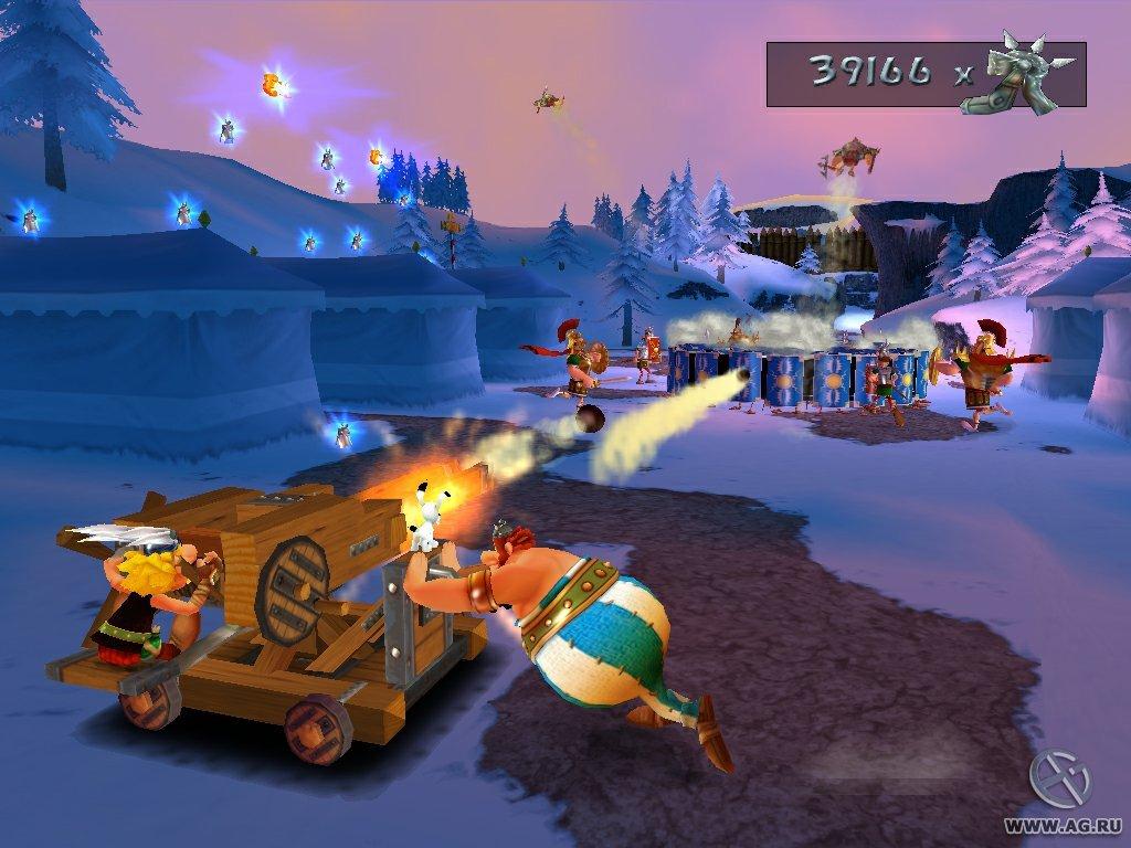 Фото asterix  obelix xxl лучше дополнят сложившееся мнение об игре, нежели пусть даже очень качественные рецензии