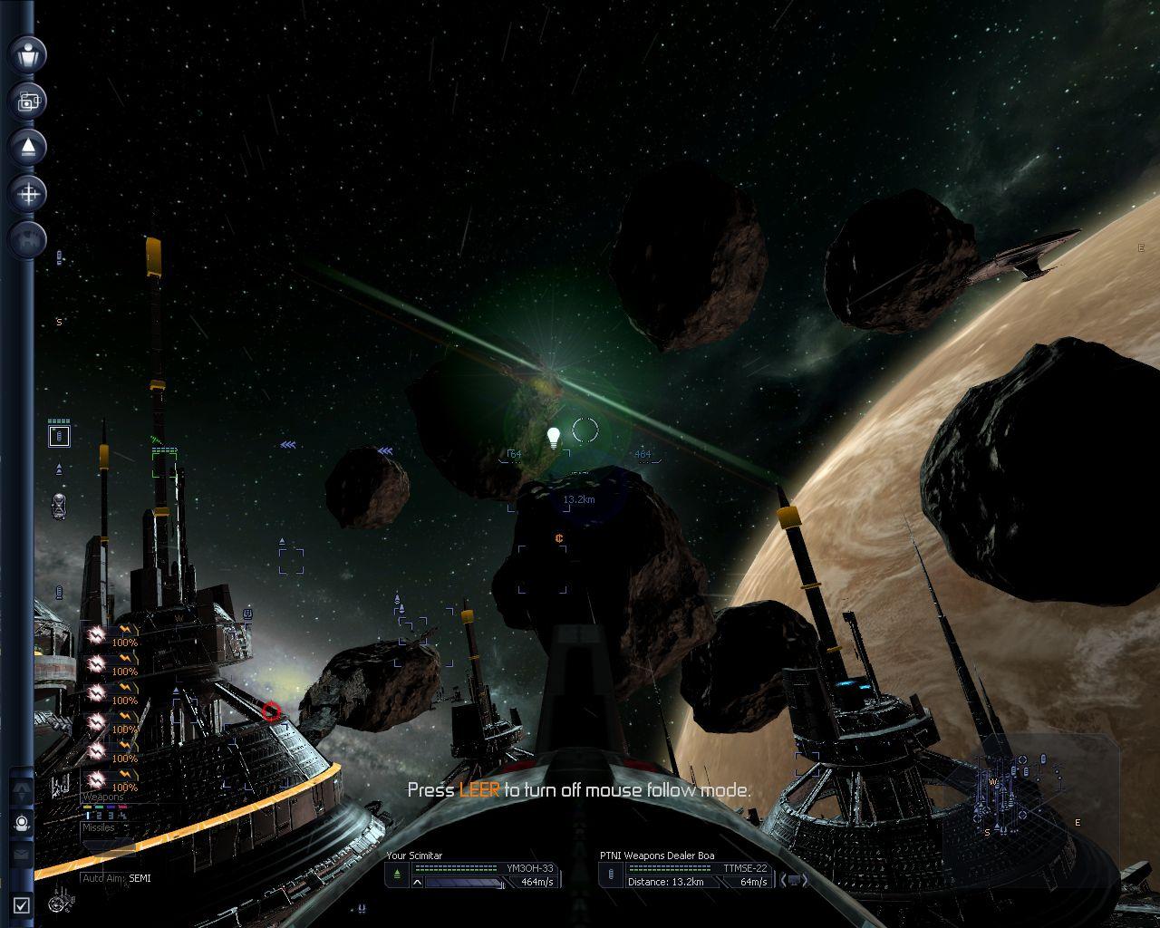 Скриншоты x#179;: terran conflict