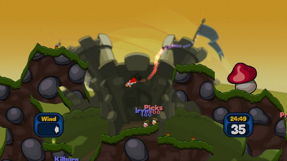 Worms armageddon скачать