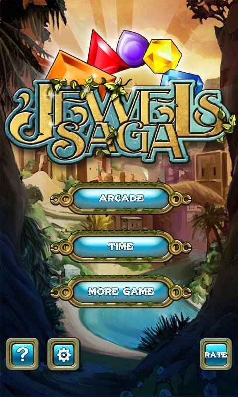 Скачать игру jewels saga