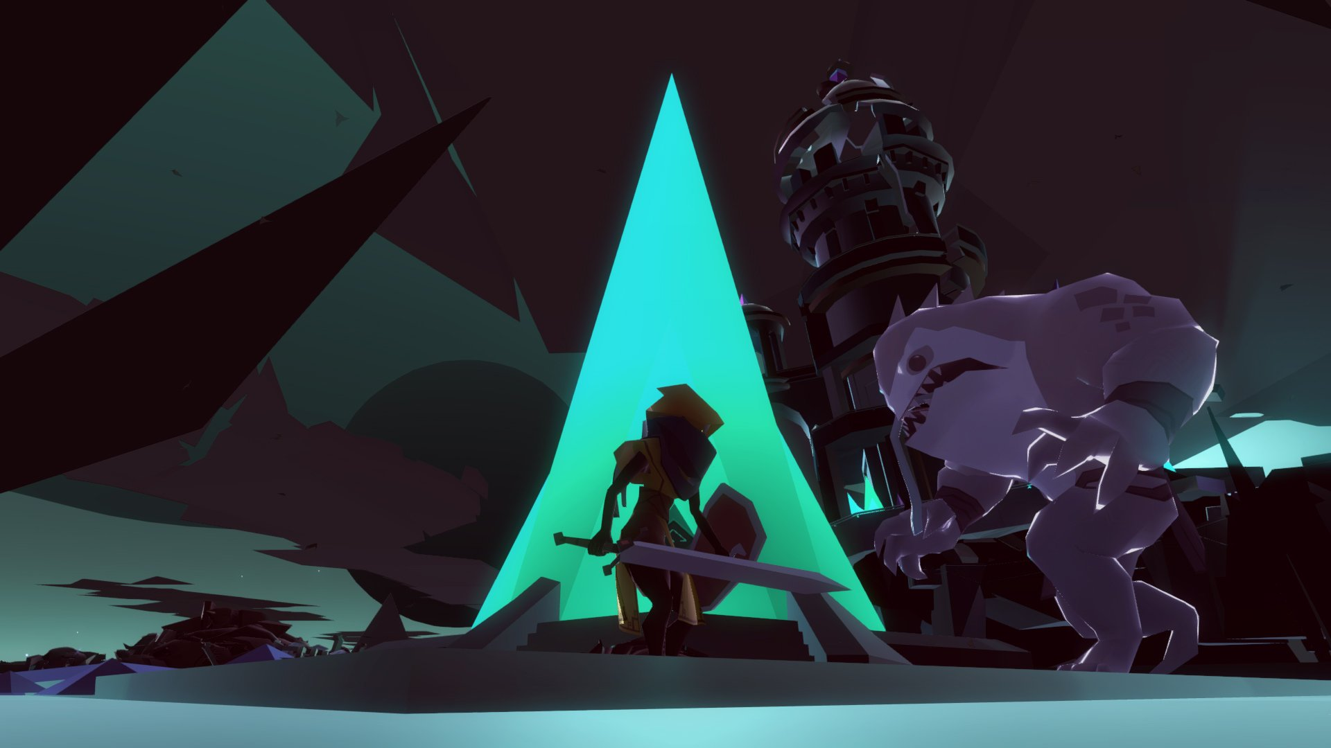 Necropolis (2016) PC - Скриншот 2