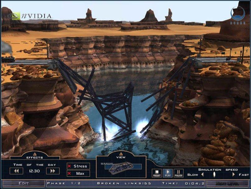 Игру Постройка Моста