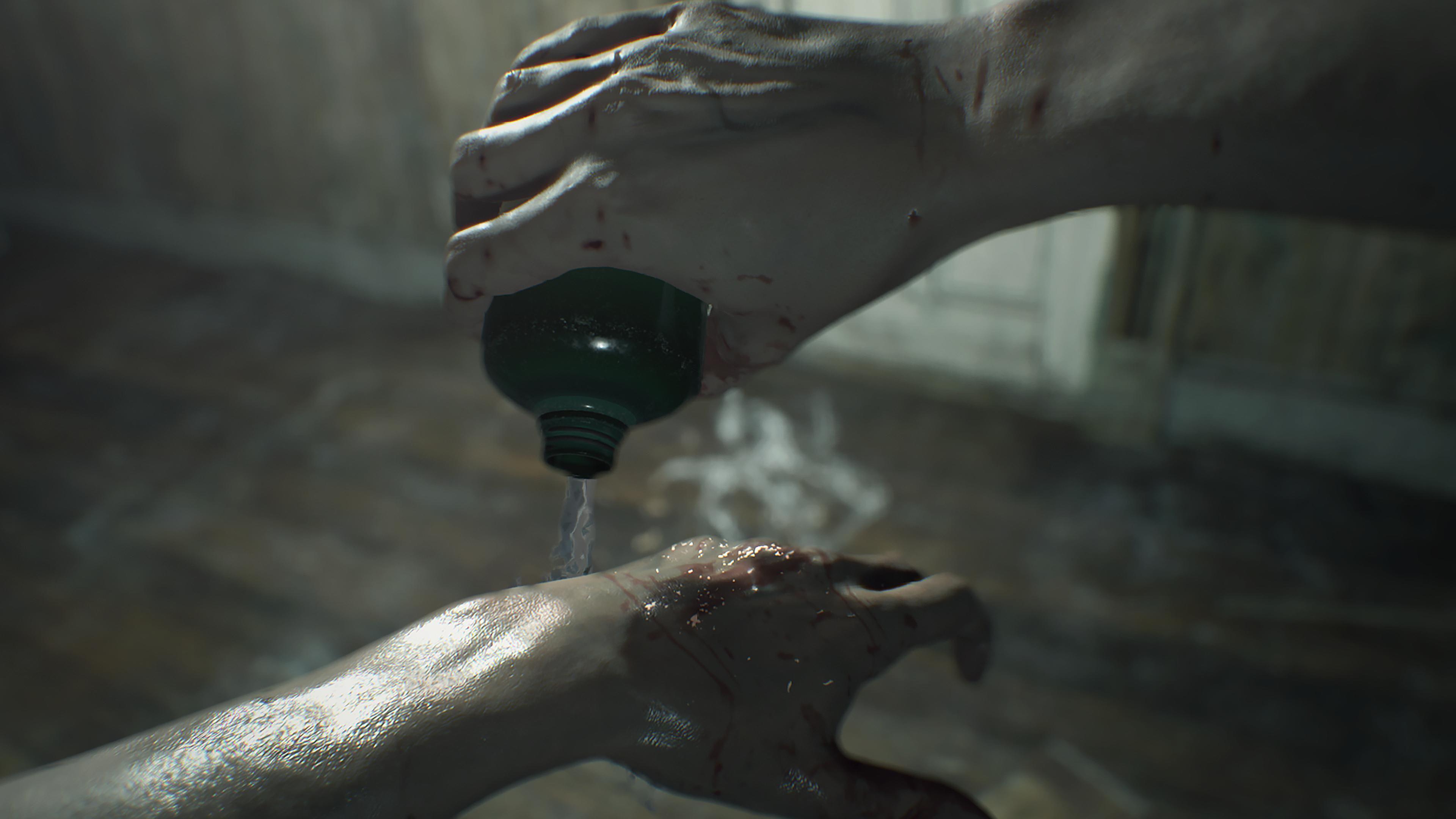 Скачать торрент игры Resident Evil 7