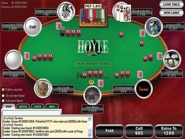 Hoyle casino 2008 sierra casino reno nvidia