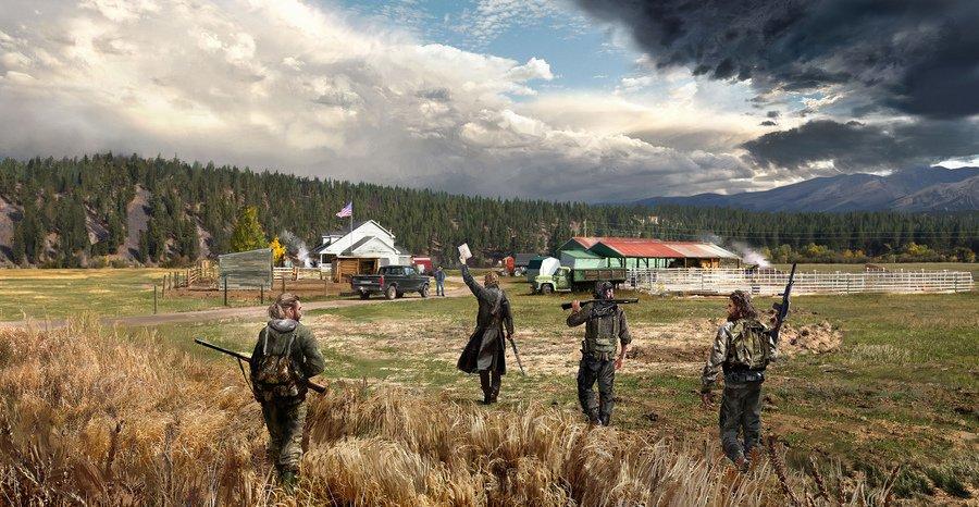 Far Cry 5 Torrent скачать - фото 3