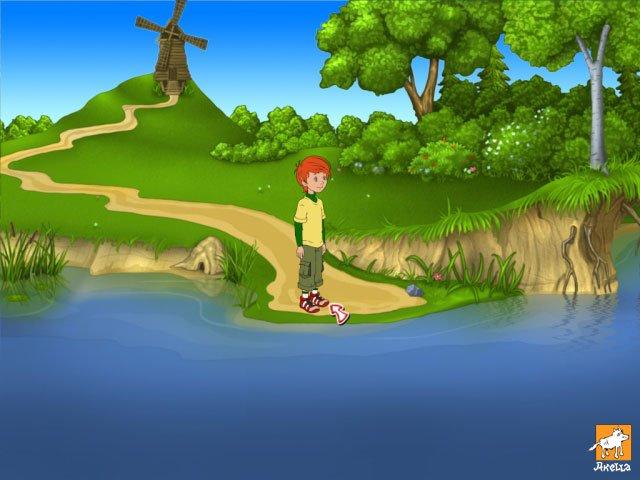 скачать игру трое из простоквашино путешествие на плоту - фото 5