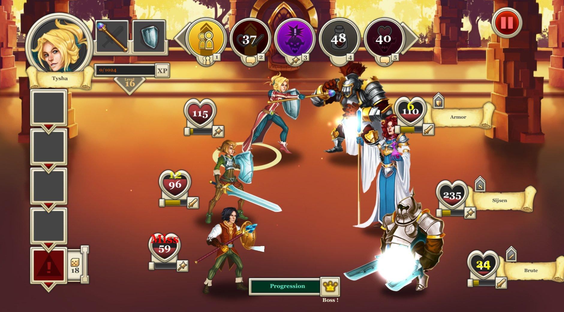 heroes v информация об игре: