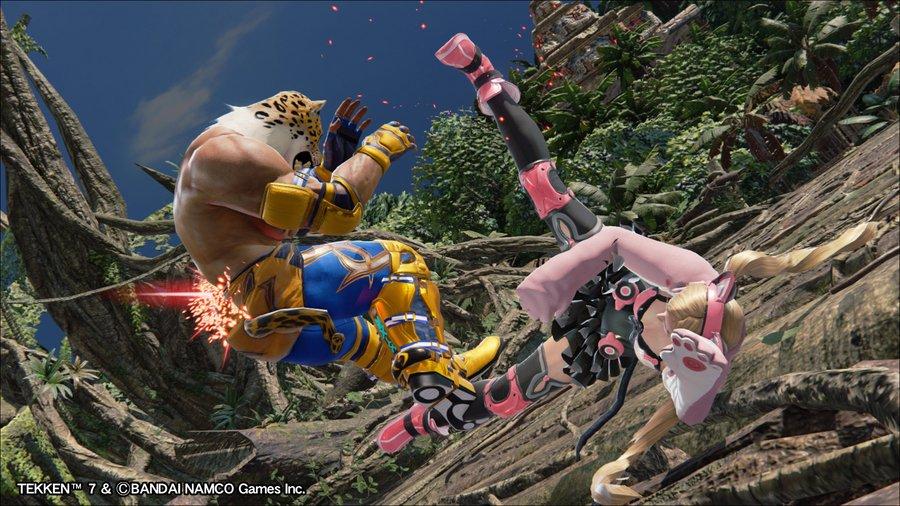 Tekken 7 (2017) PC - Скриншот 2