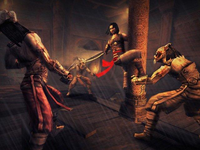 Игру Принц Персии 4