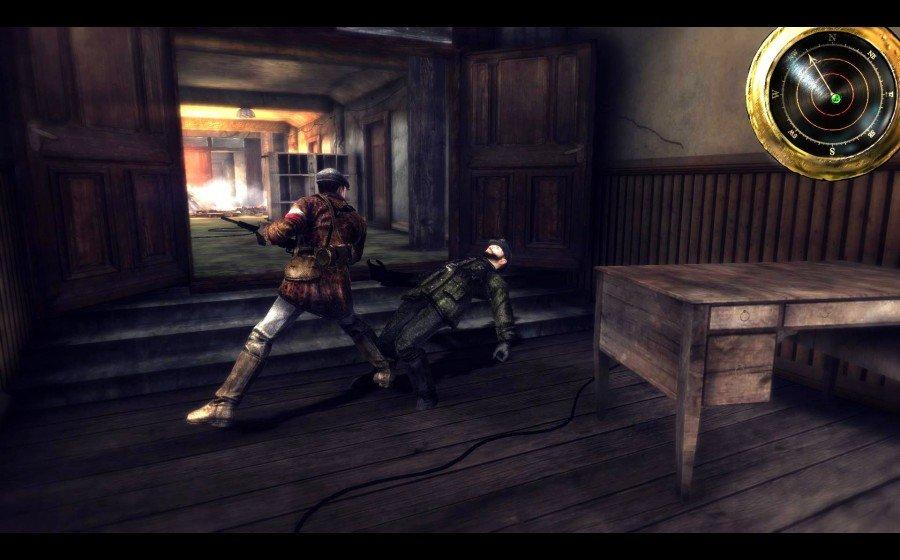 скачать игру Uprising 44 The Silent Shadows через торрент img-1