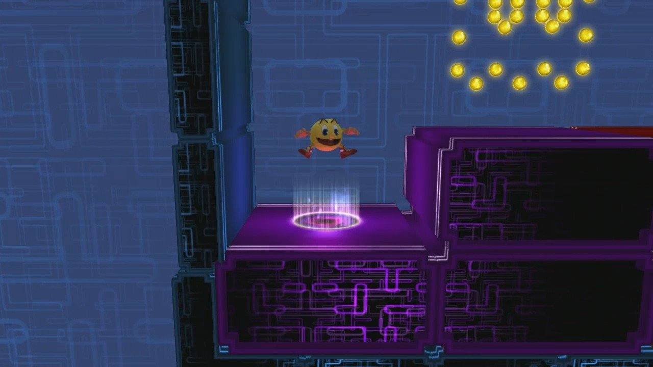 Screenshot #16 in the gamers temple screenshot gallery for the game pac-man and the ghostly adventures 2 for wii u