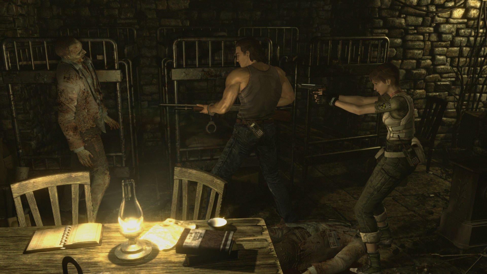 Resident evil 4 ps3 nude mod fucks image