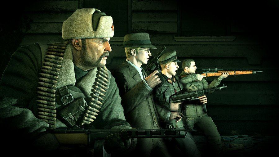Скачать Игру Снайпер Элит Зомби - фото 6