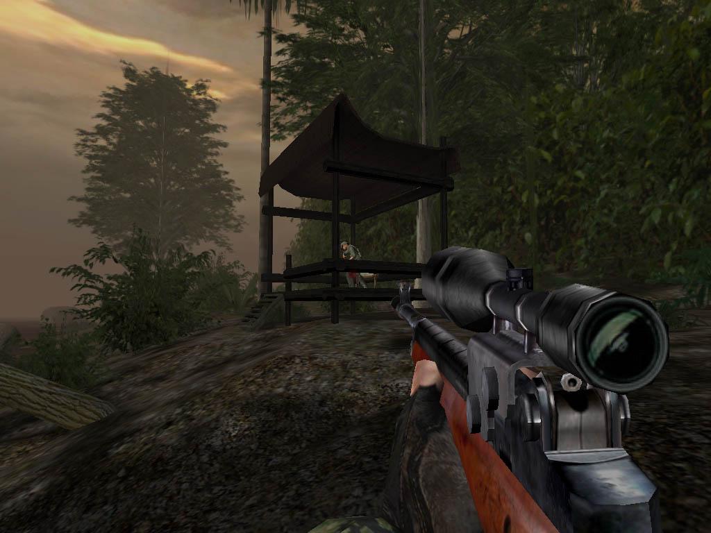 Скриншот #57 battlefield vietnam