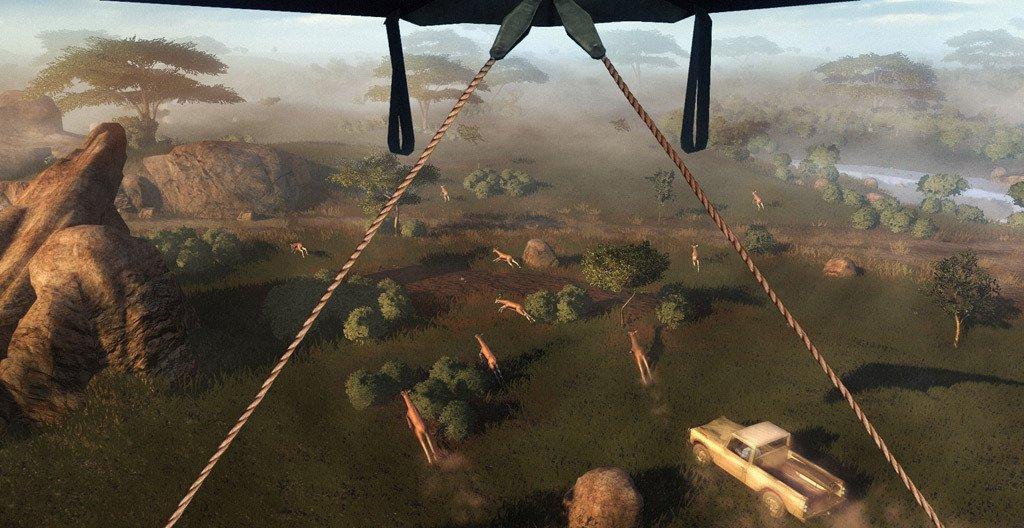 Серия игр far cry подарила нам массу безумных приключений в тропических лесах, а также гималаях