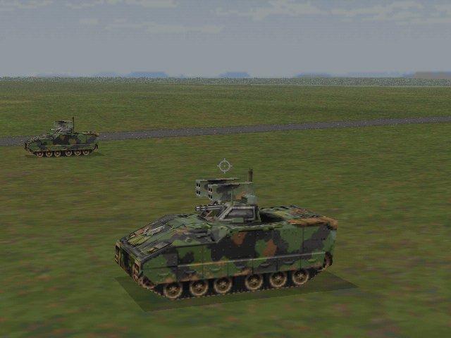 M1 tank platoon m1 tank platoon ii pantallazo