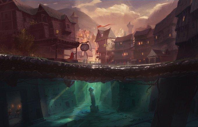 The Bard's Tale IV (2017) PC - Скриншот 2