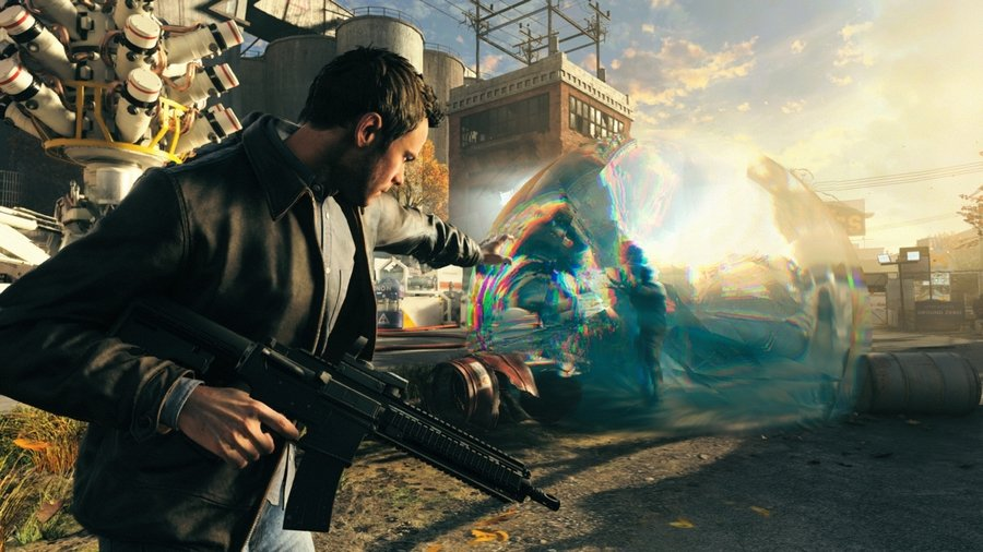 Quantum Break (2016) PC | Steam-Rip от R.G. GameWorks + Universal Crack от Voksi - Скриншот 1
