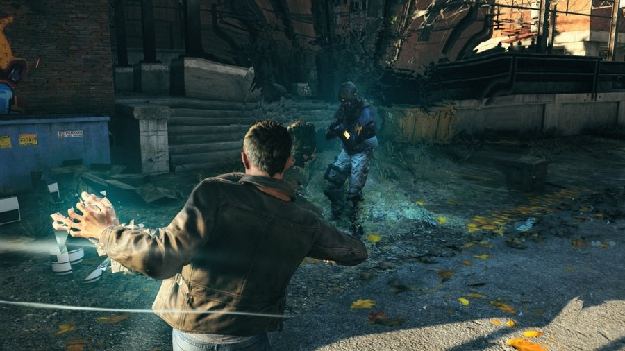 Quantum Break (2016) PC - Скриншот 1