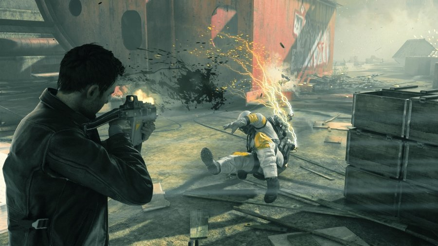 Quantum Break (2016) PC - Скриншот 2