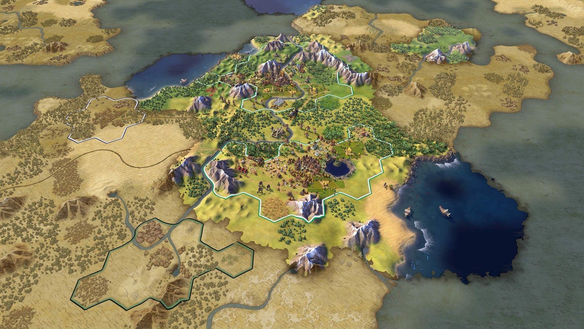 Civilization обзор игры