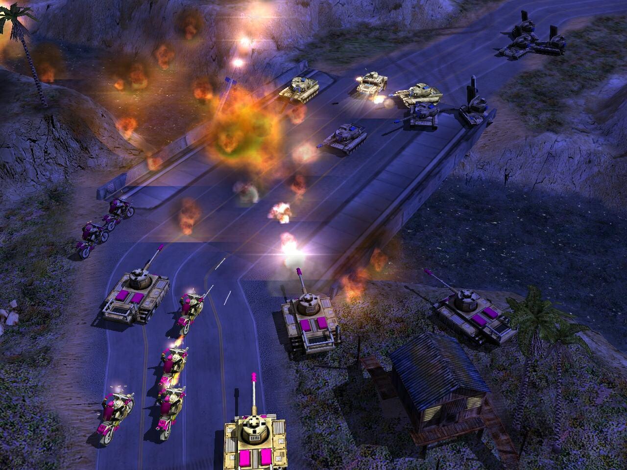 generals zero hour : enhanced mod for camp;c: generals zero hour - mod db